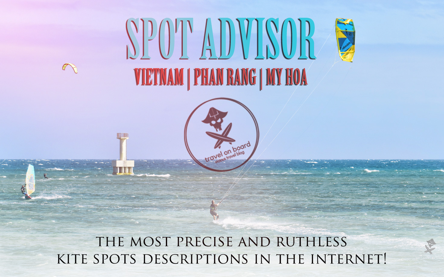 the best kitesurfing spots description vietnam phan rang my hoa lagoon