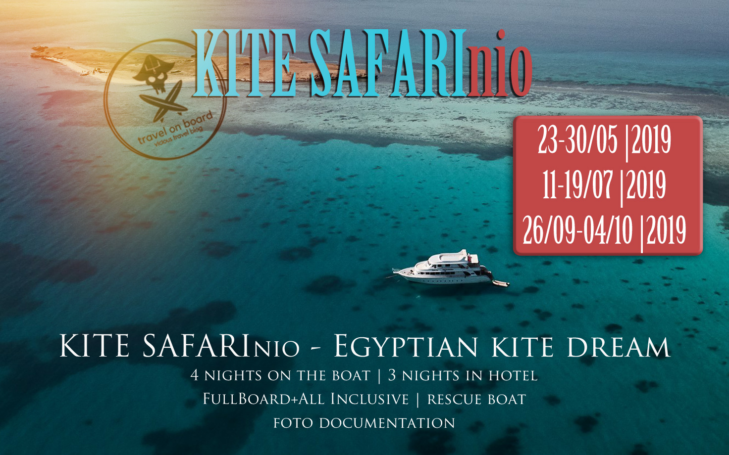 kitesurfing trip to egypt safari on the boat best lagoons