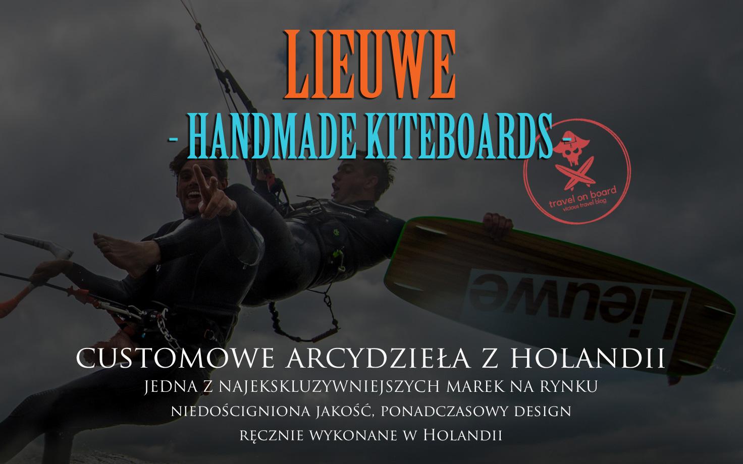 lieuwe handmade custome bords w polsce