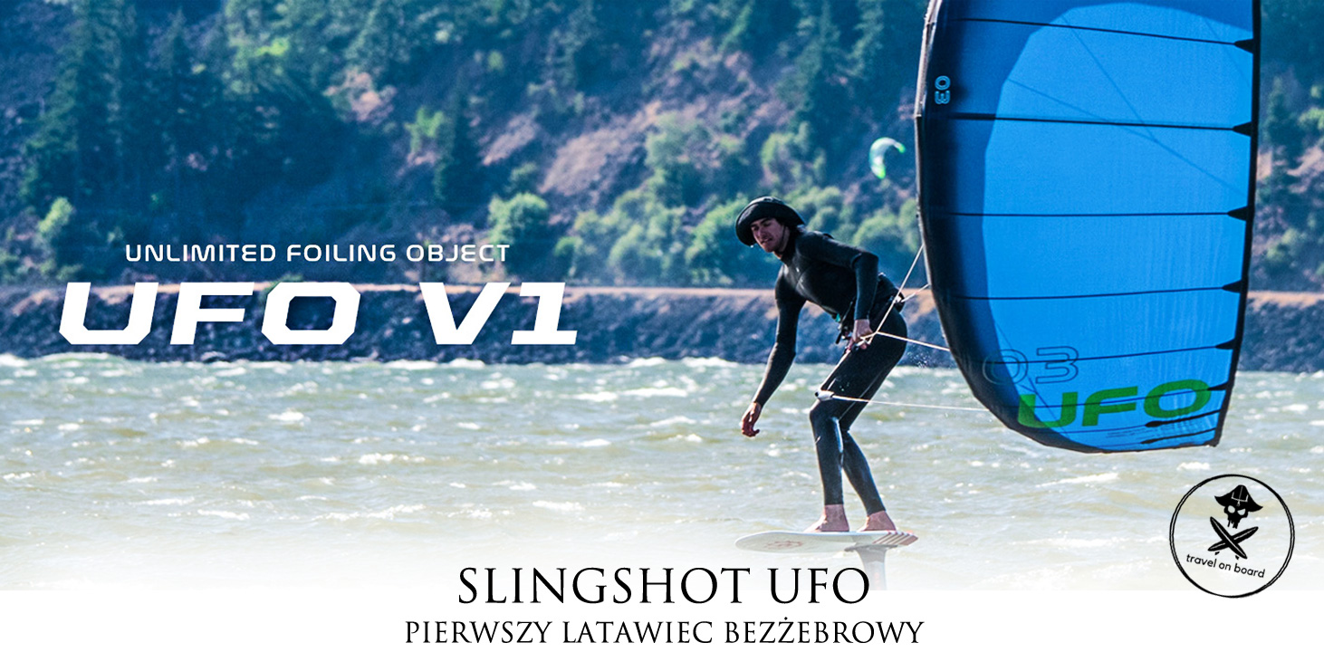 slingshot ufo polska sklep hydro foil